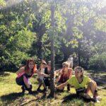 Echipa 121 (Carmen, Andreea, Alina și Maria)